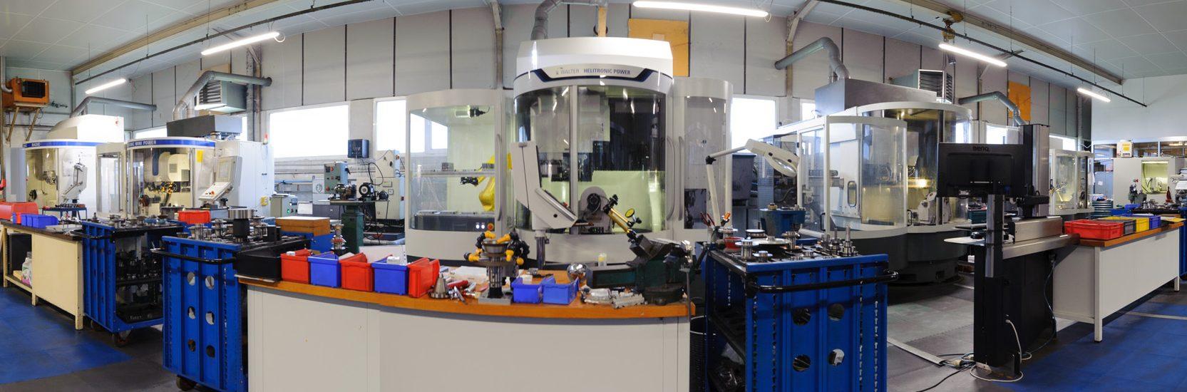 L'atelier de l'affuteur outils coupants Socap à Sens 89